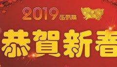 2019提前新年春节给客户短信祝福贺词大全,恭祝你2019一切顺利!