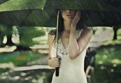 2019下雨天伤感个性签名:每一个雨天,都是思念的泪眼