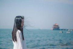 海边唯美短句-面朝大海 春暖花开