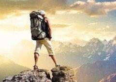 登山心情发朋友圈句子—适合爬山发的说说句子