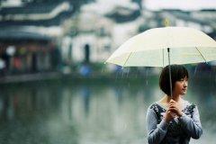 雨天正能量的句子 雨天励志正能量的句子