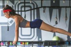 女生健身霸气语录 霸气锻炼健身的句子
