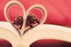 爱情句子表达心情长久 相爱不离不弃句子