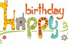 祝女儿生日快乐的祝福语-生日快乐的祝福语给孩子