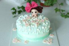 女儿一岁生日微信说说 一岁小公主生日祝福语