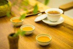 正能量茶语 一壶清茶悟人生图片