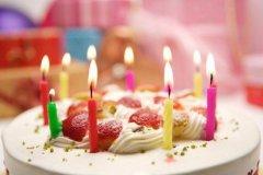 致自己生日唯美的句子-有关生日的唯美句子