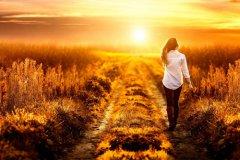 关于夕阳的简短语句 表示夕阳美的唯美语句