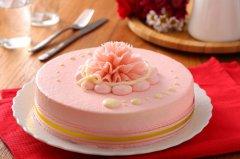 蛋糕祝福语 简短独特