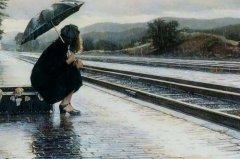 关于下雨的说说 适合下雨天发的朋友圈