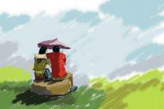 下雨说说心情短语 适合下雨天发的朋友圈