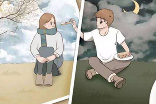关于异地恋的说说 异地恋感动到哭的句子