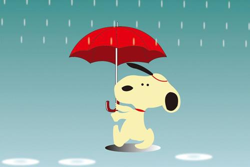 下雨心情说说感悟生活 适合下雨天发的朋友圈