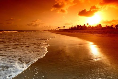 微信海边说说心情短语 海边朋友圈简单一句话