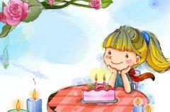 1岁祝福语 一岁宝宝生日祝福简短