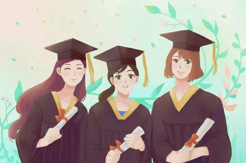 毕业祝福语八个字 毕业句子简短8字