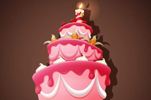 生日祝福语15字以内 很潮又短的生日祝福