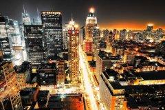 适合夜景的朋友圈说说 城市夜景说说朋友圈