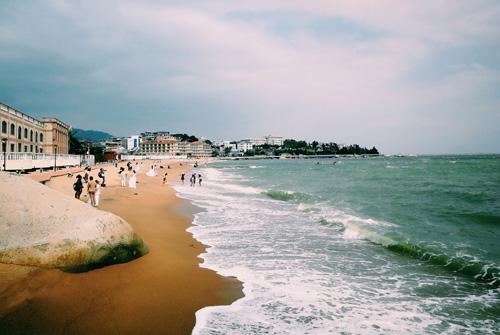 去海边玩的说说 海边放松心情的句子