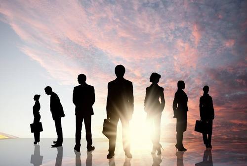 形容团队一条心的句子 凝聚力和团队精神的句子