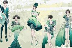 最经典的服装时尚句子 吸引人的女装的宣传语