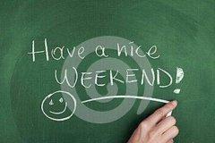 周末发朋友圈经典语录 周末愉快最简单一句话