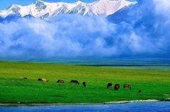 描写草原的诗句 描写草原辽阔美的诗句