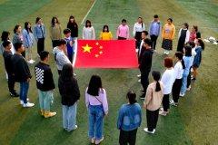 青春告白祖国祝福语 关于青春告白祖国的句子