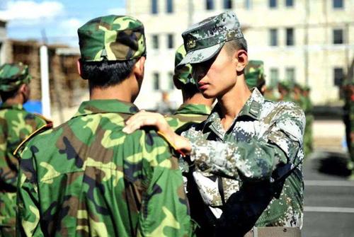 给教官的祝福语 给军训教官的暖心留言