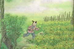 描写儿童生活情趣的诗句 反映儿童生活情趣