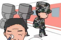 当兵的祝福语简洁-赞美当兵的句子简洁