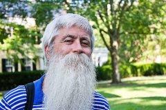 爷爷的胡子像什么 爷爷的胡子像什么二年级