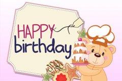 幼儿园小朋友生日祝福语-小朋友生日祝福语