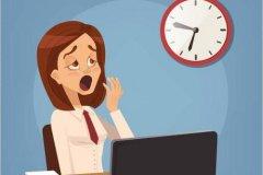上班累的说说优美句子-安慰工作累的心情说说