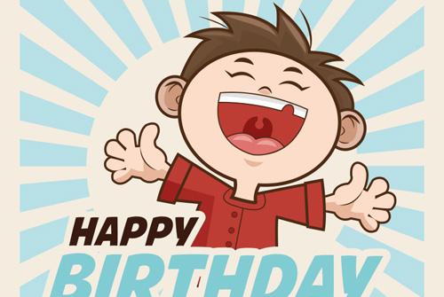 给男孩子的生日祝福语-写给男生的生日祝福语