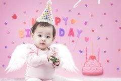 祝自己小孩生日的说说-发表生日微信说说祝