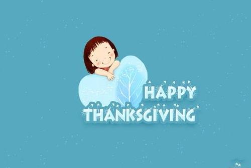 感恩节心情说说-感恩节快乐!感恩节微信说说心情短语
