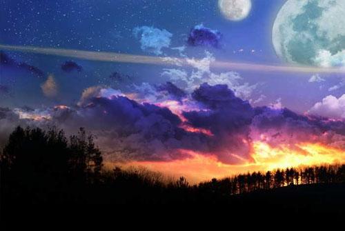 黑夜的说说-形容黑夜孤独的句子一个人的黑夜句子说说
