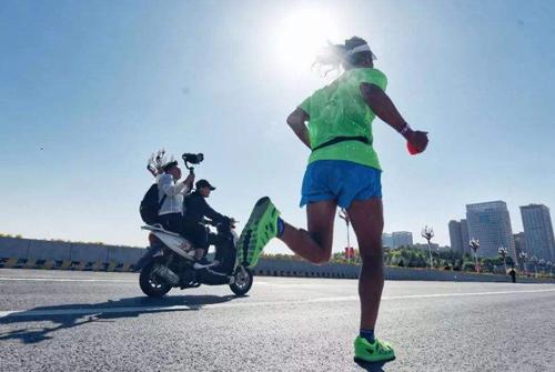 马拉松精美句子 马拉松正能量的句子经典语句
