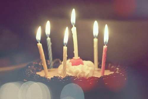 关于自己生日的说说独特的-很特别致自己生日的说说大全
