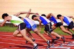给运动员加油鼓劲的话-鼓励运动员的经典语