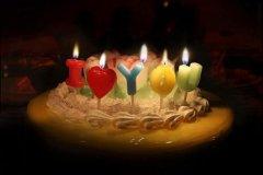 给自己生日的说说-表达自己生日的说说