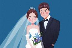祝妹妹新婚快乐祝福语-祝福妹妹新婚快乐的