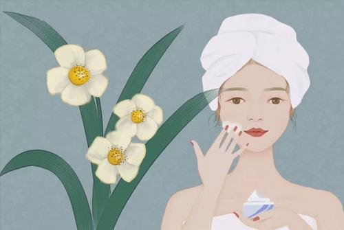 睡前护肤打卡句子-敷面膜的说说敷面膜发朋友圈的句子