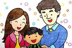 拥有两个儿子幸福句子-表达陪伴孩子幸福句