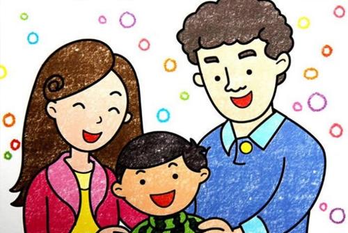 拥有两个儿子幸福句子-表达陪伴孩子幸福句子说说心情