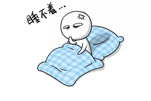 晚上失眠的朋友圈说说-失眠的幽默说说大全朋友圈失眠说说
