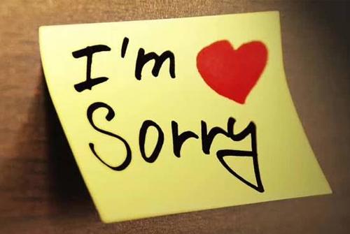 后悔自己做错事的句子-做错事忏悔的句子