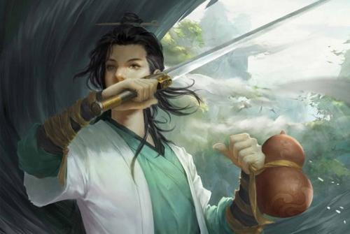 剑来里面的经典句子-求句剑来里经典的句子