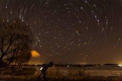 夜深了,小星星拟人句-描写星星的比喻拟人句